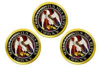 Orrock Écossais Clan Marqueurs de Balles de Golf