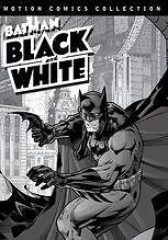 BATMAN BLACK & WHITE MOTIONS COMICS COLLECTION Region Free DVD - Sealed