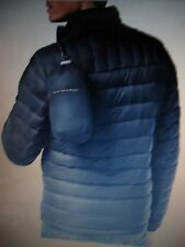 NWT Mens Tommy Hilfiger Merlot Packable Quilted Down Jacket Coat Small