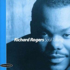 Richard Rogers - Soul Talking CD 1996 NEW/SEALED