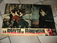 LA RIVOLTA DI FRANKENSTEIN,CUSHING,FRANCIS,FOTOBUSTA 3
