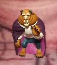 Disney Beauty and the BEAST Hand Puppet Figure Toy - 1992 Pizza Hut Vintage