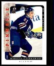 1996-97 Pinnacle Be A Player Mariusz Czerkawski #166