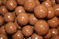 CHOCOLATE MALT BALLS WITH SUGAR FREE COATING, 1LB