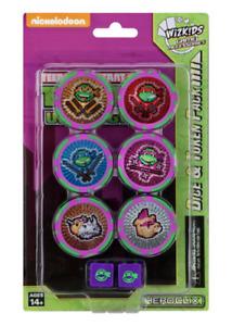 Heroclix Teenage Mutant Ninja Turtles: Unplugged HeroClix Dice & Token Pack