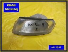 Opel Vectra B,              Blinker links, weiß, Fahrerseite, siehe Bild.
