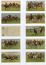 More details for full set, carreras, races, historic & modern 1927 vg-ex (gy059-444)