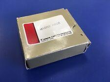 Canon FD Macro Hood-per essere utilizzato con Anello di Inversione per Obiettivi FD - (#3)
