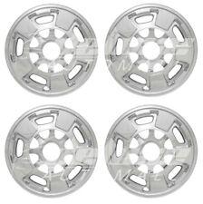 "17"" Chrome Wheel Skins Hubcaps FOR Chevy Silverado Suburban GMC Sierra 2500 3500"