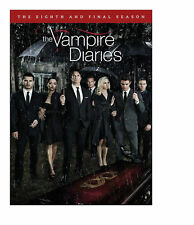 The Vampire Diaries: The Eighth and Final Season 8 (DVD) New! Free Shipping!