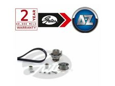 6s For Audi A4 2.0 TFSI 220HP -08 Powergrip Timing Cam Belt Kit And Water Pump