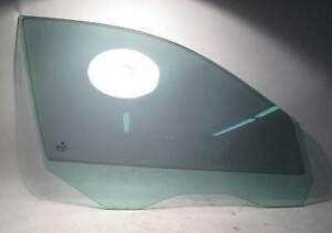 BMW E60 5-Series Right Front Passenger Window Glass Pane 2004-2010 USED OEM
