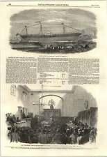 1853 War Rocket Case Hale Both Street Police Court Iron Steamship Atrato