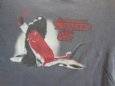 Vintage Original OZZY OSBOURNE 1981 Concert Shirt Size XL True Rare Vintage
