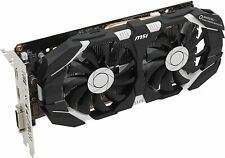 MSI GAMING GeForce GTX 1060 6GB GDRR5 192-bit HDCP DirectX 12 Graphics Card