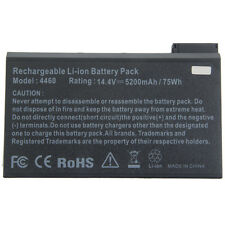 New 8 Cell Laptop Battery for Dell Latitude C500 C510 C540 C600 C610 C640 C800