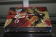 Blood-C Complete Series (LIMITED EDITION) Anime DVD+Blu-ray R1 Funimation Rare