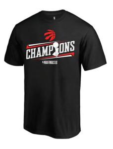 Fanatics NBA Champions Toronto Raptors Men's  of Victory Cotton Tee