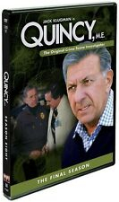 Quincy M.E.: The Final Season DVD