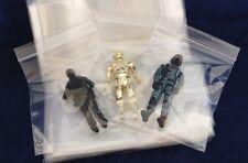 X100 Acid Free Hi Grade Storage Bags for Vintage Star Wars Action Figures