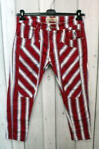 Jeans Jeckerson Uomo Taglia 36 / 50 Pantalone Cotone Man Logo Italy Pant Pants