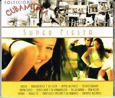 Super Fiesta Coleccion Cubanisimas   BRAND  NEW SEALED  CD
