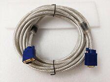 VGA-SVGA-Kabel, 10m, Premium Qualität, vergoldete Kontakte