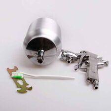 "1/4"" Air Inlet 1000cc Fluid Cup 2.5mm Tip HVLP Spray Gun Auto Paint Metal Flake"