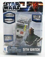 Star Wars Spyware Sith Watch - Brand New & Sealed