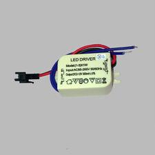 AC 85V-265V to DC 12V LED Electronic Transformer Power Supply Driver 3X1W Hi-Q