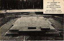 CPA  Ici le 11 Novembre 1918 Succomba le Criminel Orgueil de L'Empire.. (291290)