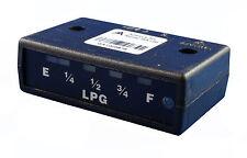 Under Dash 5 Led 0-90 Ohm LPG Tank Gauge Apexus