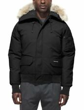 Brand New With Tags Canada goose CHILLIWACK black Size XL