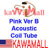 2X Pink Ver B Acoustic Replacement Coil Tube