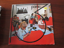 PANIC 13 lp Dutch punk red vinyl KBD