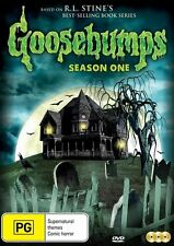 Goosebumps : Season 1 (Dvd 3-Disc Set) R.L. Stine Family, Comedy, Fantasy Horror