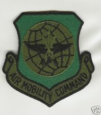 United States Air Mobility Command Patch subduded[x2]