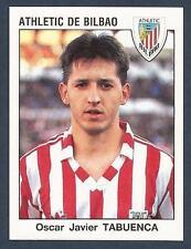 PANINI FUTBOL 93-94 SPANISH -#044-ATHLETIC DE BILBAO-OSCAR JAVIER TABUENCA
