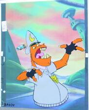 """BACK TO THE FUTURE"" Animated Series 1991 Original ART CEL #BF074 NO COA ""BTTF"""