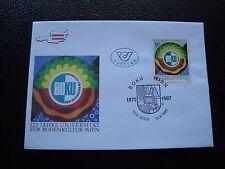 AUTRICHE - enveloppe 1er jour 19/9/1997 (B7) austria