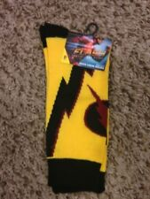 DC Comics Reverse Flash Socks New Loot Crate Exclusive Size 10-13