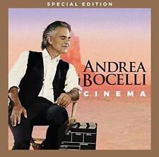 Andrea Bocelli - Cinema (NEW CD+DVD)