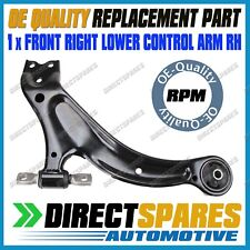 RIGHT Toyota Camry 50 Series 2012 - 17 Front Lower Control Arm Passenger Side RH