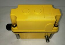 Sealed Electric Motor With Gearbox