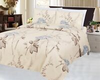 Bamboo Rich Printed Wrinkle Free Ultra Soft Bedding Designed 6 Piece Sheet Set