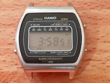 Vintage Rare Casio Watch 81QS-35 Perfect Working Order Japan Model