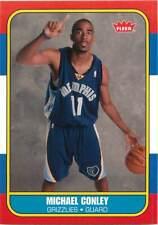 2007-08 Fleer 1986-87 Rookies #138 Mike Conley Jr.