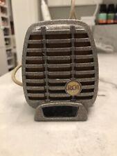 Vintage 1950's RCA Microphone MI-12014-a
