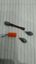 ORIGINAL VINTAGE ACTION MAN GERMAN STICK GRENADE x1 DYNAMITE X1  GRENADE x2