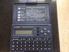 Diario Digital Casio SF-2000